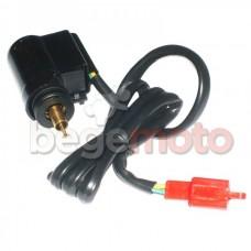 Электроклапан (пусковой обогатитель) карбюратора Honda Dio 50cc/ GY6-50cc/ GY6-125-150cc