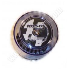 Фильтр нулевого сопротивления - KOSO Power Filter - blue 45°/35мм