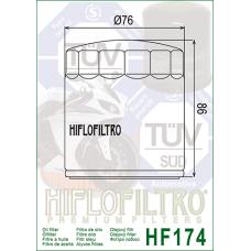 Фильтр  масляный Hiflofiltro HF174С