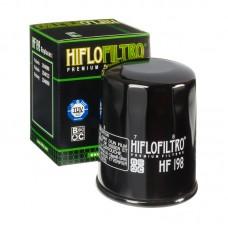 Фильтр  масляный Hiflofiltro HF198