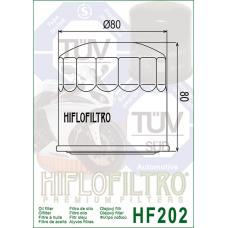Фильтр масляный Hiflofiltro HF202