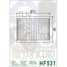 Фильтр масляный Hiflofiltro HF531