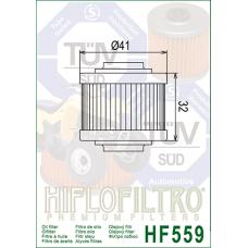 Фильтр масляный Hiflofiltro HF559