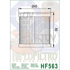 Фильтр  масляный Hiflofiltro HF563