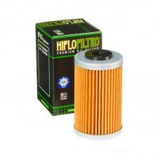 Фильтр  масляный Hiflofiltro HF655