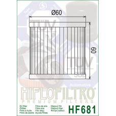 Фильтр масляный Hiflofiltro HF681