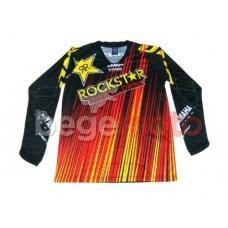 Футболка кроссовая (джерси) ROCKSTAR (р. L)