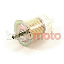 Фильтр топливный большой, металлическая основа
