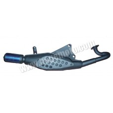 Выхлопная труба (глушитель) Suzuki Sepia ZZ 50cc