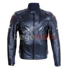 """Куртка """"Dainese"""" (кожзам) р. XL"""