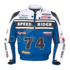 Куртка текстильная (детская) Speed Rider синяя