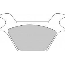 Колодки тормозные дисковые FERODO FDB2001P