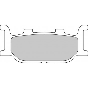 Колодки тормозные дисковые FERODO FDB2003ST