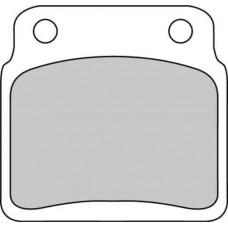 Колодки тормозные дисковые FERODO FDB2016SG
