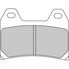Колодки тормозные дисковые FERODO FDB2042P