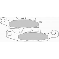 Колодки тормозные дисковые FERODO FDB2080SG