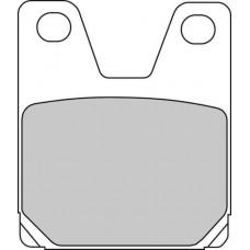 Колодки тормозные дисковые FERODO FDB2084P