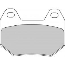 Колодки тормозные дисковые FERODO FDB2102P