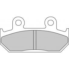 Колодки тормозные дисковые FERODO FDB2113P
