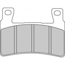 Колодки тормозные дисковые FERODO FDB2114P