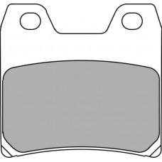 Колодки тормозные дисковые FERODO FDB2150ST