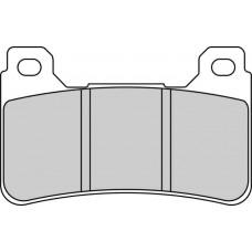 Колодки тормозные дисковые FERODO FDB2181ST