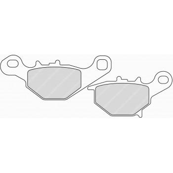 Колодки тормозные дисковые FERODO FDB2197SG
