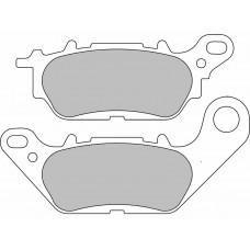 Колодки тормозные дисковые FERODO FDB2238EF