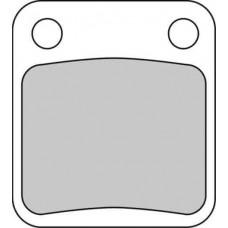 Колодки тормозные дисковые FERODO FDB250P