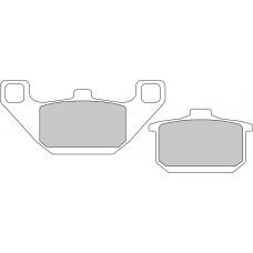 Колодки тормозные дисковые FERODO FDB339P