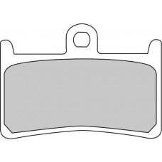 Колодки тормозные дисковые FERODO FDB605P
