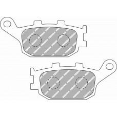 Колодки тормозные дисковые FERODO FDB754P
