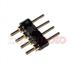 """Коннектор для светодиодной RGB-ленты (""""папа"""")"""