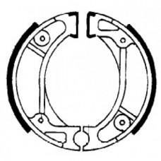 Колодки тормозные барабанные Honda Dio FERODO FSB714