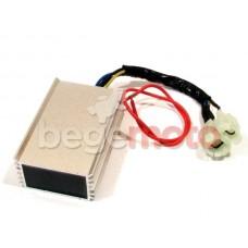 Коммутатор с внешним питанием постоянного тока GY6 - 50/125/150сс