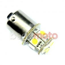 Лампа стоп сигнала светодиодная BAY15D (P21/5W) 8SMD