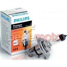 Лампа PHILIPS Premium 60/55W H4