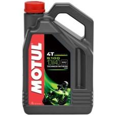 Масло моторное MOTUL 5100 4T (4 литра)