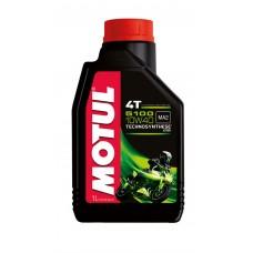 Масло моторное MOTUL 5100 4T (1 литр)