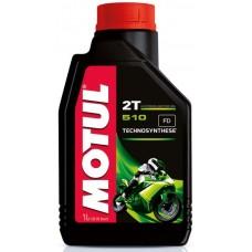 Масло моторное MOTUL 510 2Т (1 литр)