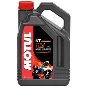 Масло моторное MOTUL 7100 4T (4 литра)