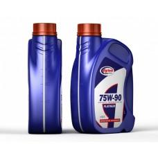 Масло трансмиссионное Agrinol TRANSMISSION Platinum SAE 75W-90 API GL-5  (1 литр)
