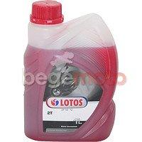 Масло моторное LOTOS API TC 2T, полусинтетика (1 литр)