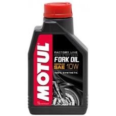 Масло для телескопических вилок MOTUL Fork Oil Factory Line (1 литр)