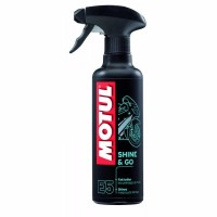 Средство чистящее MOTUL Shine&Go Silicon Clean (400мл)