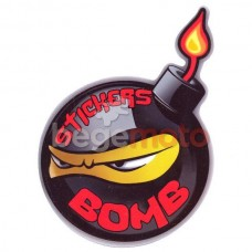 "Наклейка ""Смайл бомба"""