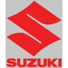"Наклейка ""SUZUKI"" светоотражающая (Transfer Sticker)"