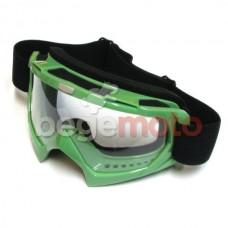 Очки кроссовые MJ-16 (зеленые)