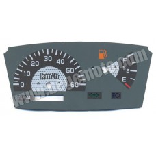 Подложка панели приборов/приборка Suzuki Address/Sepia 60 км/ч