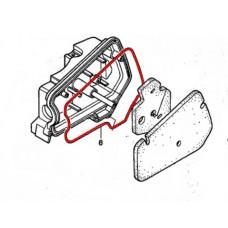 Прокладка крышки воздушного фильтра Honda DIO AF-34/35 Original
